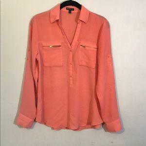 Express blouse size SP
